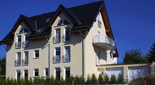 Unser Gästehaus in der Schulstraße